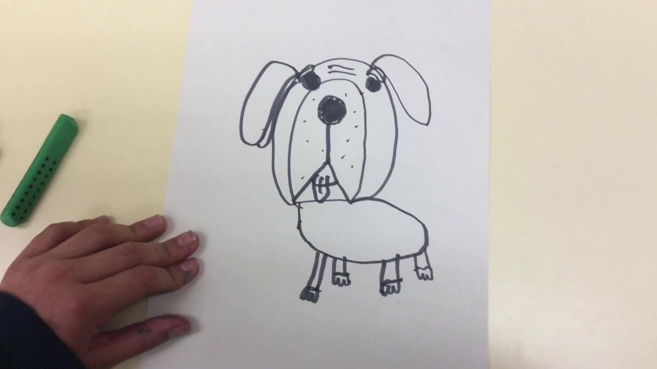 Como dibujar un perro - tutorial animación