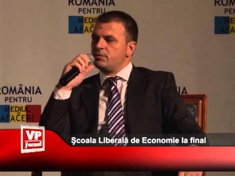 Şcoala Liberală de Economie la final