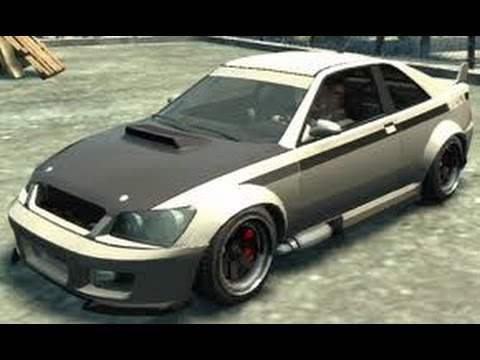Gta 4 - Rare Vehicles And Where To Find Them