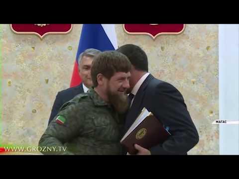 Рамзан Кадыров: Обозначение границы - новый шаг на пути укрепления единства вайнахского народа