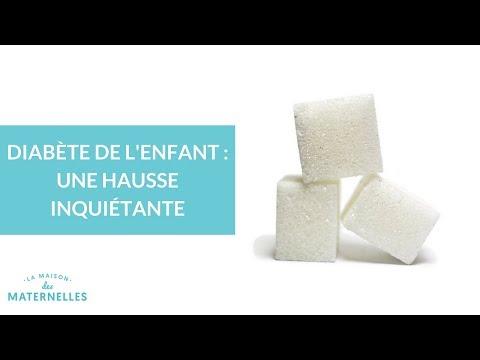 Médecine de cubes pour les diabétiques