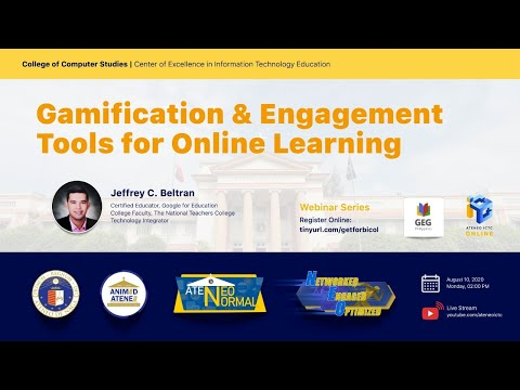 Gamification & Engagement Tools for Online Learning