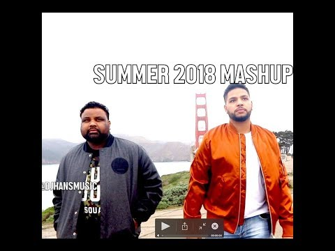 2018 Summer Punjabi Mashup By Dj Hans Sharoon On The Beat Best