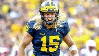Michigan DE Chase Winovich || 2018 Season Highlights