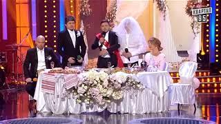 Свадьба Порошенко и Яценюка - квартал 95