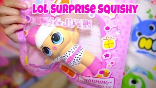Hunting Squishy Murah LOL Surprise Ketemu Ngga Ya? Squishy Hunt - Nicole Annabelle