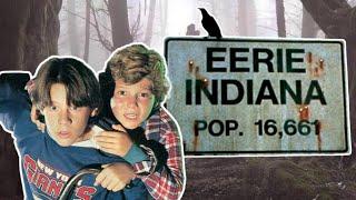 Eerie Indiana 90s TV Series