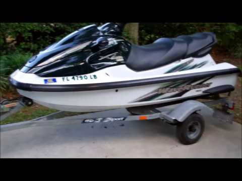 Jet Ski. 1999 Yamaha Wave Runner for sale. Mint Condition…Must see.