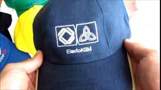 Бейсболки и кепки под нанесение логотипа