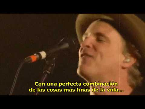 Travis - Selfish Jean | Subtitulada Español | (Live T In The Park) 2013