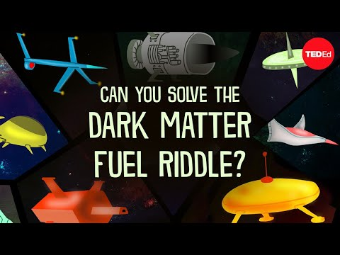 The Riddle of the Dark Matter Fuel