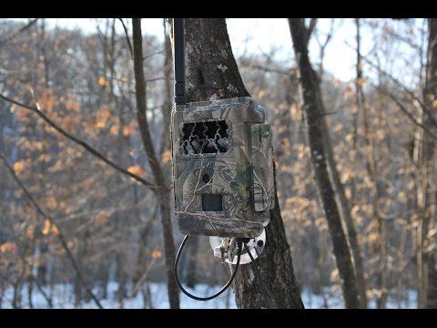 Ловна камера с MMS  Spromise S358 с интернет и SMS контрол