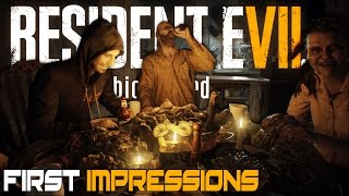 Resident Evil 7 First Impressions (NO SPOILERS) - Gameplay Preview - RESIDENT EVIL 7 biohazard