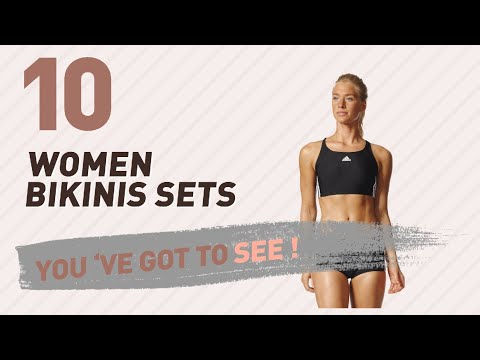 Adidas Women Bikinis Sets // New & Popular 2017