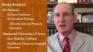 Treating Scars with Silicone Bandages —Video Discussion by Thomas Mustoe, MD