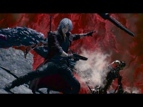 老但丁狂起來!《惡魔獵人5》TGS2018 最新預告公開!