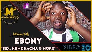 Ebony replies Kumchacha, and talks about Shatta Wale and Dross
