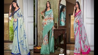 New Arrival Tissue Silk Cotton Sarees Collections For Best Price || Online Tissue Sarees Shopping