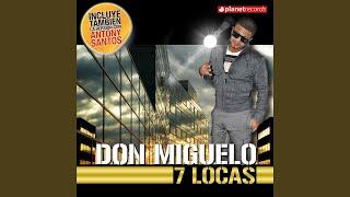 7 Locas (Merengue Urbano Version) (feat. Antony Santos)