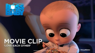 The Boss Baby - Love Each Other