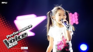 อีวี่ - Price Tag - Blind Auditions - The Voice Kids Thailand - 30 Apr 2017