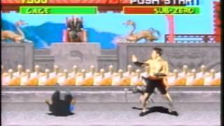 Clip of Mortal Kombat 2