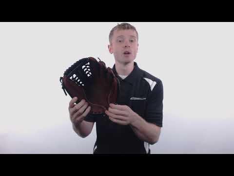 "Rawlings HOH Mark Of A Pro 11.5"" Baseball Glove: SP204-4SHB"
