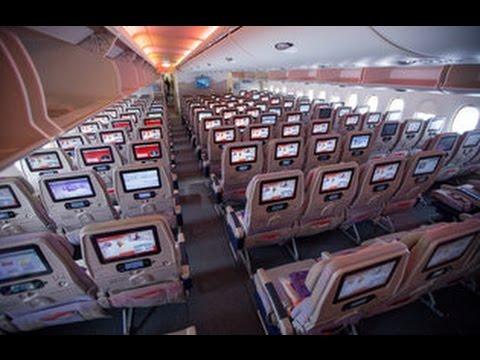 EMIRATES IMPRESSIVE ECONOMY CLASS | DUBAI-ZURICH | AIRBUS A380