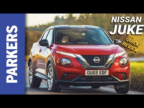Nissan Juke SUV Review Video