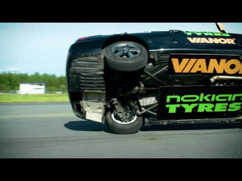 Nokian Tyres: Fastest wheelie 360 experience – feel the speed like never before!