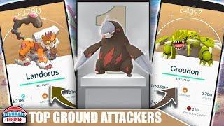 Drilbur  - (Pokémon) - BEST OF THE BEST - IS EXCADRILL WORTH POWERING UP - BEST GROUND STEEL ATTACKERS   POKÉMON GO
