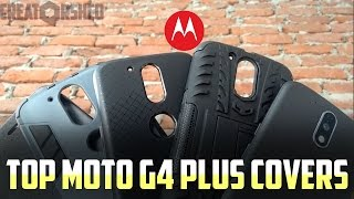 Top Moto G4 Plus Covers/Cases - Brief Review | CreatorShed