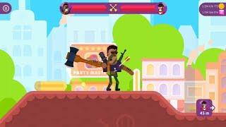 Bowmasters Gameplay Walkghrough Part - 30