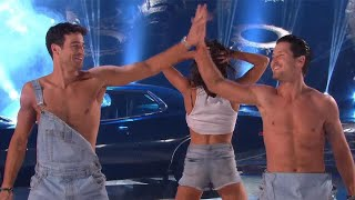 DWTS Finale: A Steamy Bachelor Performance and First Look at Colton Underwood's Season!