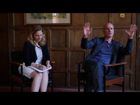 In conversation with Grant Montgomery and Ed Bazalgette