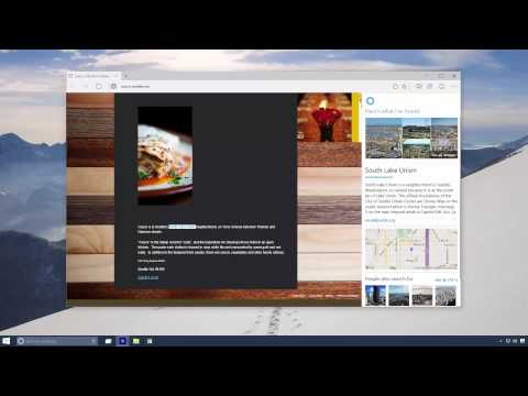 This Is What Microsoft's New Spartan Browser Will (Probably) Look Like