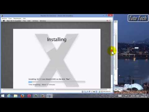 How to install Mac OS X Lion on Virtualbox