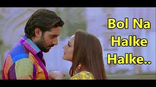 Rahat Fateh Ali Khan, Mahalaxmi Iyer|Lyrics   - YouTube
