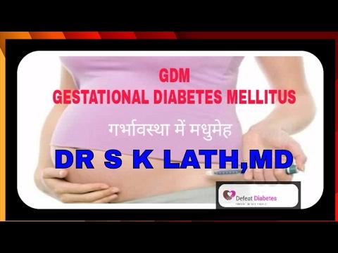 Diabetes během těhotenství výživy