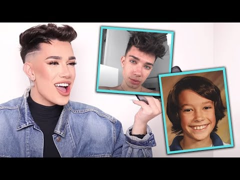 James Charles Roasts His Own Instagram Pics!