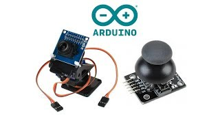 (Teaser) 2-Axis FPV Camera Cradle controlled by Joystick (2 versions)