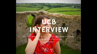 Ruth Camlin- Irish worshiper and song-writer- INTERVIEW WITH UCB IRELAND 2018- Journey to Hillsong