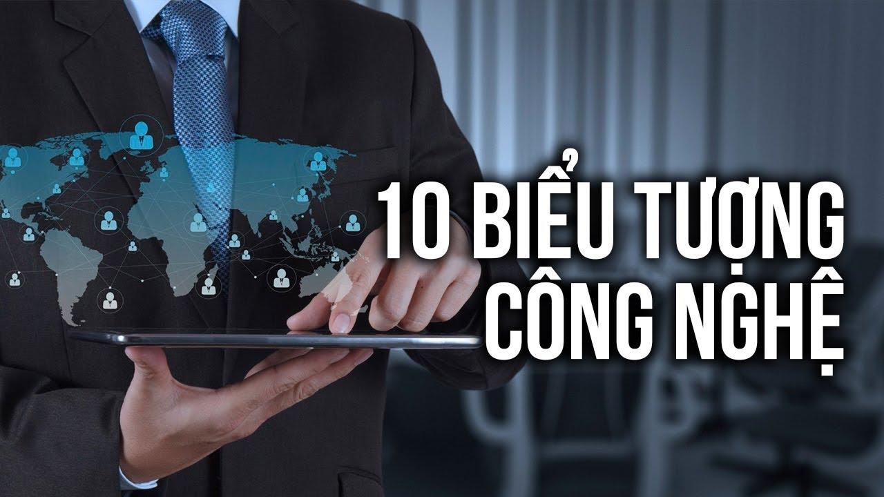 Top 10 sản phẩm công nghệ tuyệt vời nhất