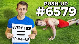 We Did 8000+ Push ups In 24 Hours