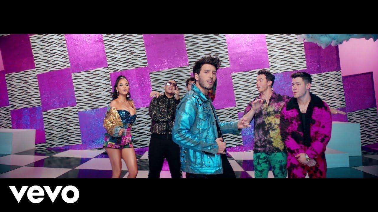 Sebastián Yatra, Daddy Yankee, Natti Natasha ft. Jonas Brothers — Runaway