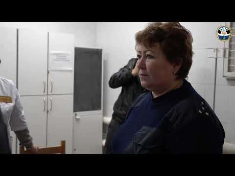 Джамбулат Умаров посетил ИК 2 поселка Чернокозово и СИЗО 2 УФСИН России по Чеченской Республике