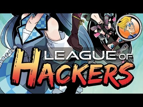 Overview & rules explanation of League of Hackers
