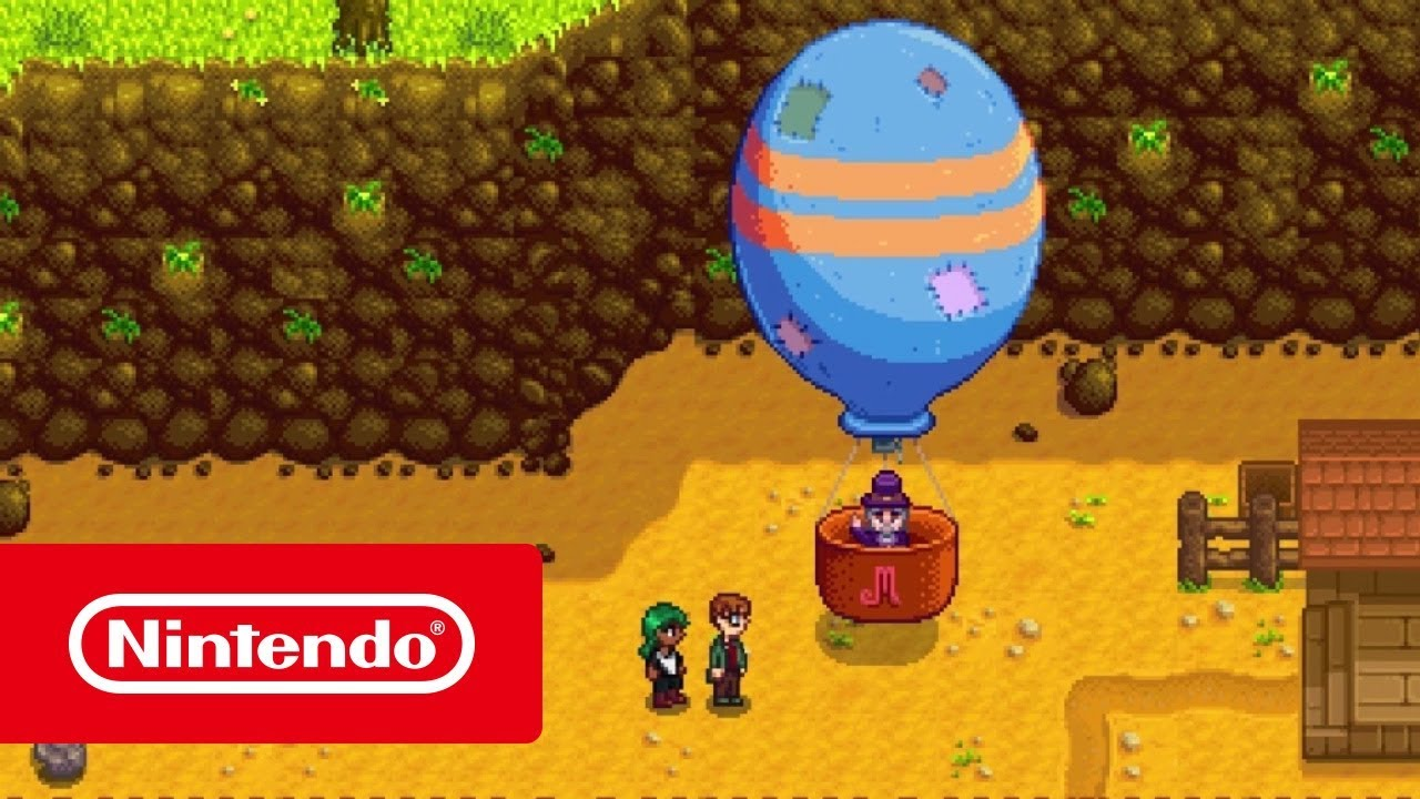 Stardew Valley (Nintendo Switch) eShop Key EUROPE