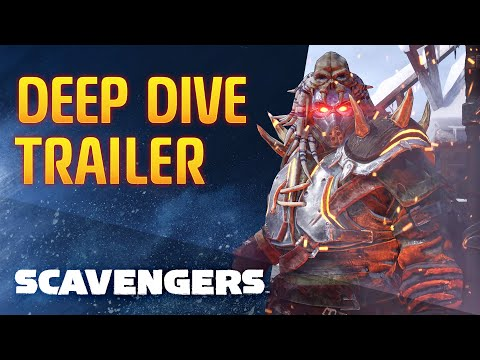 Scavengers: This is Scavengers (Gameplay Deep-dive)