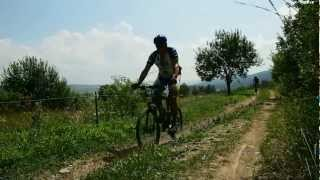 preview picture of video 'cyklokarpaty komancza 1'